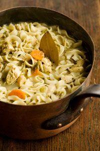 Paula Deen's Chicken Noodle Soup