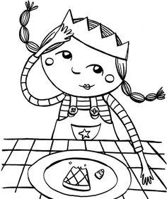 85 meilleures images du tableau epiphanie activities for kids classroom et petite section - Coloriage de galette des rois ...