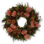 Decorating Ideas: Lavish Your Home with Exquisite Floral Wreaths Christmas Giveaways, Christmas Goodies, All Things Christmas, Royal Christmas, Christmas Holidays, Christmas Decorations, Holiday Decorating, Christmas Ideas, Decorating Ideas