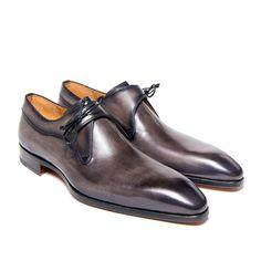 Derby un oeillet - One eyelet Derby shoe - Altan Bottier