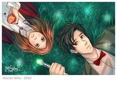 Doctor who - Imaginary Friend by *OrneryJen on deviantART