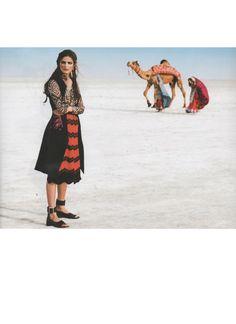 #MMissoni | #Harper's Bazaar Arabia | Summer 15