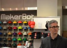 The Brooklyn-based 3D printing company introduces new models, including the Makerbot Replicator Mini and Z18.