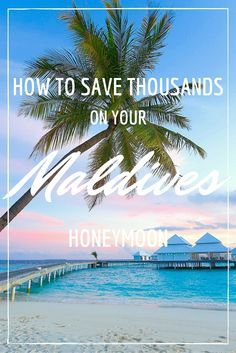 There were three factors that contributed to us saving thousands and having a relatively budget friendly Maldives honeymoon. But first, I need to point out that we had certain requirements and because of them, the trip was not cheap. It was, however, the best value for what we were looking for. We wanted luxury and a once in a lifetime type experience and you do have to spend a lot of money to do that.