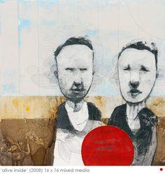 Ryan Price Ryan Price, Face Art, Art Faces, Price Artwork, Illustration Art, Graphic Illustrations, Outsider Art, Drawing People, Painting Inspiration