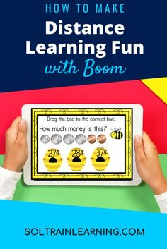 Students love Boom cards and they are great for Distance Learning because they are self-checking and paperless. They are also fun and engaging for the students. #boomcards#distancelearning#digitalresources Teaching Vocabulary, Teaching Phonics, Teaching Activities, Vocabulary Words, Teaching Tips, Learning Resources, Creative Teaching, Home Learning, Fun Learning