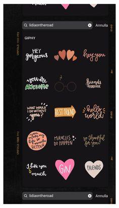 40+ Instagram Story GIF's ideas #birthday #gift #instagram #stories #birthdaygiftinstagramstories Best Instagram Stories, Instagram Words, Instagram Emoji, Iphone Instagram, Story Instagram, Instagram And Snapchat, Insta Instagram, Instagram Quotes, Search Instagram