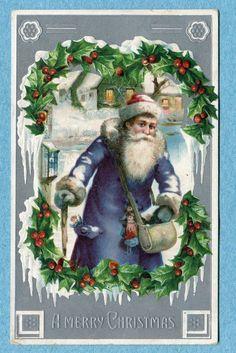 """A Merry Christmas"" Santa"