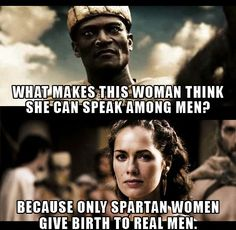 300 Female, Books Movies, Historical Movies, Spartan Quotes, Movies Xx, Movies Nerd, Movie Quotes, Spartan Women History, Gorgo Queen