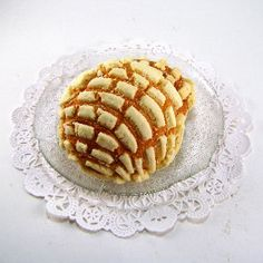 Conchas (Mexican Shell-Shaped Sweet Rolls) Recipe http://oneperfectbite.blogspot.com/2011/01/conchas-mexican-shell-shaped-sweet.html#.UwpT-vtnCpg