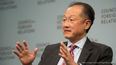 Jim Yong Kim, president of the World Bank Group, joins Mark Tercek, president and chief executive officer at the Nature Conservancy, to discuss the World Ban...