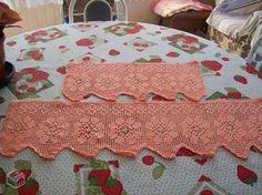 Lindo bico de crochê toalhas banho rosto