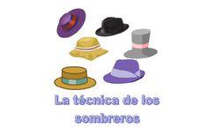 Técnica de los 6 sombreros para pensar