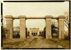 Gaineswood in the 1930's. Demopolis, Al