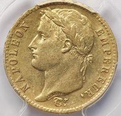 Maison de ventes aux enchères en ligne Catawiki: France, First Empire, 1804-1814 - 20 Francs 1813 A Paris - gold