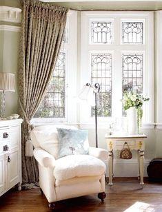windows, chair, floor .....everything