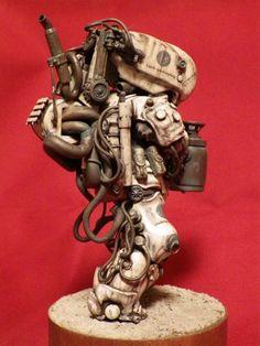 #maschinen #krieger #mak #sf3d #scale #model #scfi #1/20 #diorama