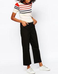 Image 4 - Monki - Pantalon large