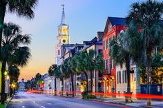 Charleston Historic District | 14 Beautiful South Carolina Destinations To Visit Before You Die