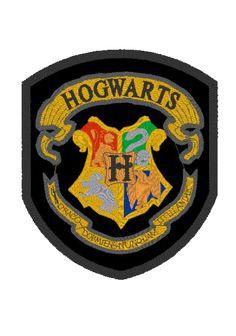 Bordados termocolantes Harry Potter 04 11X9 CM