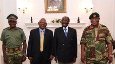 Halfweg november 2017 had er een staatsgreep plaats in het Afrikaanse land Zimbabwe. Het leger nam de macht over en plaatste president Robert Mugabe onder huisarrest. Mugabe was al 37 jaar aan de macht.
