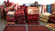 Oriental Rugs - hand knotted. for sale in the Chandni Chowk branches