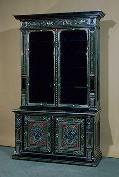 Bookcase ,   1860s Denmark