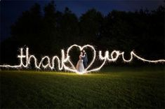 Wedding Sparklers- How to Make Your Wedding Photos Unforgettable!sparklers for wedding;sparklers at wedding; Perfect Wedding, Our Wedding, Dream Wedding, Wedding Gifts, Trendy Wedding, Wedding Ceremony, Light Writing, Wedding Sparklers, Wedding Poses
