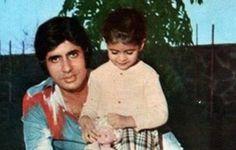 Ab Tak Bachchan | Senior Bachchan with Junior Bachchan Abhishek. | Celebrity Photos