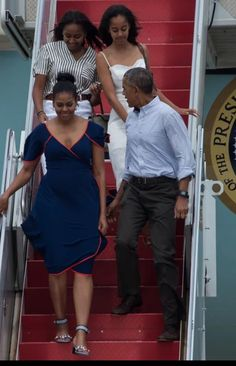 #FINAL #FAMILY #SUMMERTRIP #Vacation DURING HIS #PRESIDENCY #President Of The…