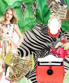 Get More Creative with Pinterest Inspired App Bazaart #fashionotes #bazaart