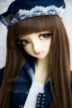 Volks Coco bjd doll