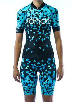 Fondo Cycling Kit - Ibiza
