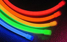 Delight flexing led neon rope light red 150 rope lighting neon low power flexible led neon rope lights colored jacket 120vac aloadofball Gallery