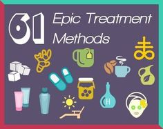 How to Get Rid of Acne Fast: 61 Epic Treatments [+ Infographic]