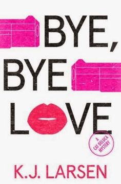 **GIVEAWAY** Interview with KJ Larsen - Bye Bye Love Partners in Crime Tours