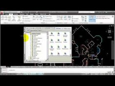 http://www.ArchBlocks.com ~ AutoCAD tutorial on how to use Design Center. Basic introduction to inserting ArchBlocks.com CAD blocks in your drawing files with AutoCAD Design Center. This video is using AutoCAD 2011, and is relevant to all older versions of AutoCAD that have Design Center.