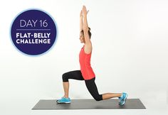 Flat-Belly Challenge Day 16: Metabolism-Boosting Strength Training and a Debloating Breakfast
