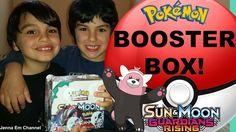 VIDEO: #Pokemon Guardians Rising Booster Box: Part 1 of 2! Jenna Em  WATCH: http://youtu.be/eWfbh7IO7_8   #PokemonTCG #PokemonCards #PokemonCommunity #PrayForPulls