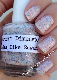 Different Dimension Sparkles Like Edward.