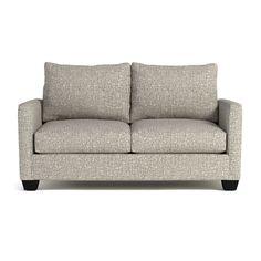 Tuxedo Apartment Size Sofa CHOICE OF FABRICS