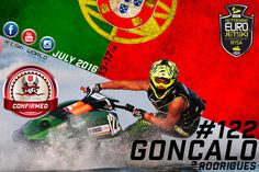 Gonçalo Rodrigues Country: Portugal Age: 19 Team: Samuka Racing