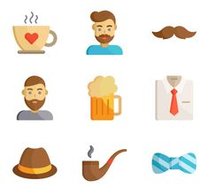 [Father's Day] Creative Resources by Freepik and Flaticon