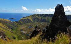 e580f0a6a36b  POST  Isla de Pascua  Parada obligatoria para quienes buscan qué ver en  Chile  Pascua  Isla  Chile  Airhopping  Viajes  Viajar  Viajero  Playas   Paraiso   ...
