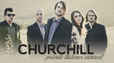 video from our private listener concert with churchill