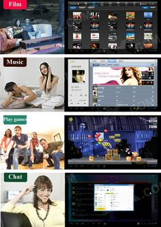 Android 4.1 Dual Core Google TV Player w / Wi-Fi / Bluetooth / 1GB RAM / 8GB ROM – Black | The Knick Knack Shop. Quad, Bluetooth, Google Tv, The Knick, Gadget Shop, Gadgets And Gizmos, Android 4, Games To Play, Wifi