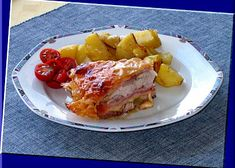 Lasagna, French Toast, Food And Drink, Breakfast, Ethnic Recipes, Morning Coffee, Lasagne