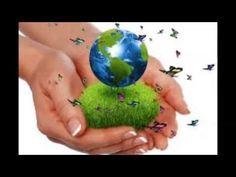 MINI PORADNIK jak ładować się energią drzew ,wody ,słońca ,ziemi - YouTube