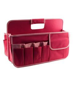 Pink Tool Box by #Neatnix on zulily for #DIY moms