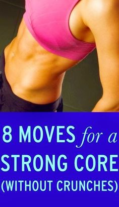 How to get a stronger core without doing crunches fitness motivation inspiration fitspo crossfit running workout exercise Fitness Diet, Fitness Motivation, Health Fitness, Rogue Fitness, New Shape, Stay In Shape, Zumba, Ayurveda, Before Wedding